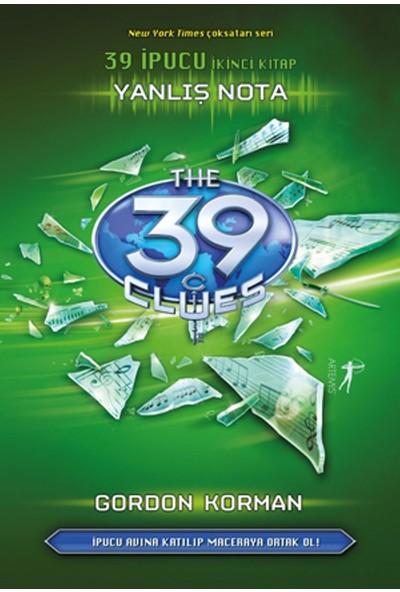 39 İpucu 2.Kitap:Yanlış Rota(Ciltli)