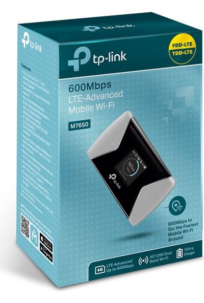 TP-Link M7650 600Mbps LTE-Advanced Mobile Wi-Fi