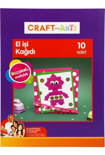 Craft and Arts El İşi K 10'lu Dosyalı A4