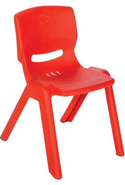 Pilsan Happy Sandalye Kırmızı Bj-2103461K