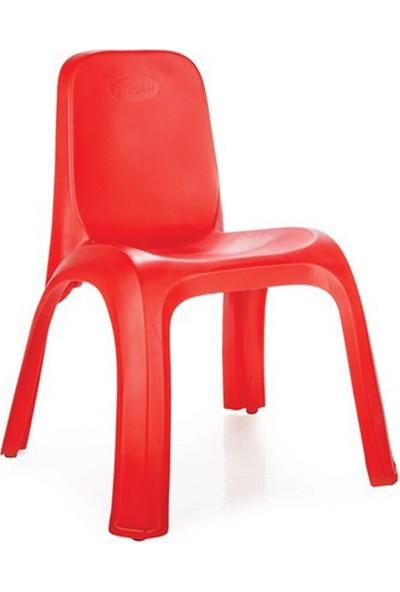 Pilsan King Chair - Kırmızı Bj-2103417K