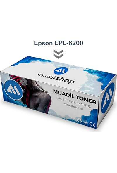 Epson Epl-6200 Muadil Toner - Epl-6200L/Epl-6200N/Epl-6200Dtn