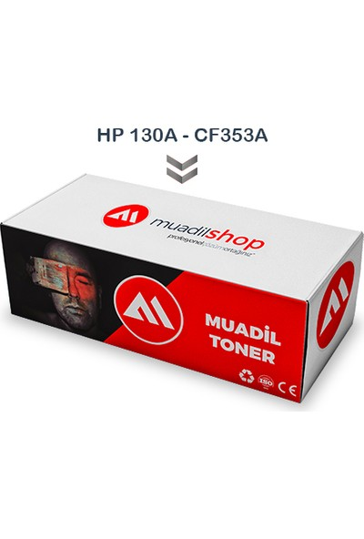 Hp 130A - Cf353A Muadil Toner Kırmızı - M176/M176N/M177/M177Fw