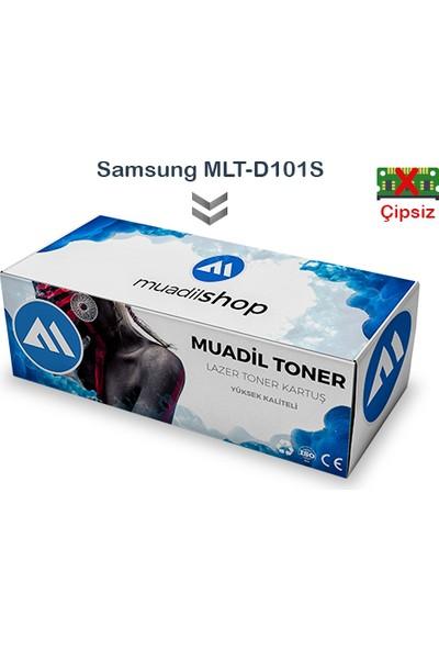 Samsung Mlt-D101S Muadil Toner -Ml-2163/Ml-2165/Ml-2165W (Çipsiz)
