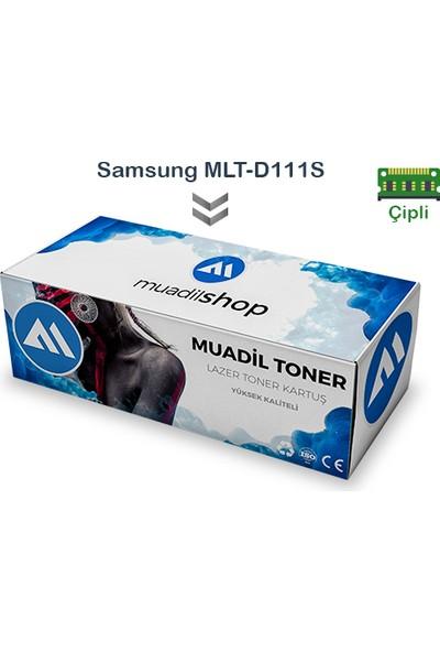 Samsung Mlt-D111S Muadil Toner - Sl-M2070Fw / Sl-M2070W (Çipli)