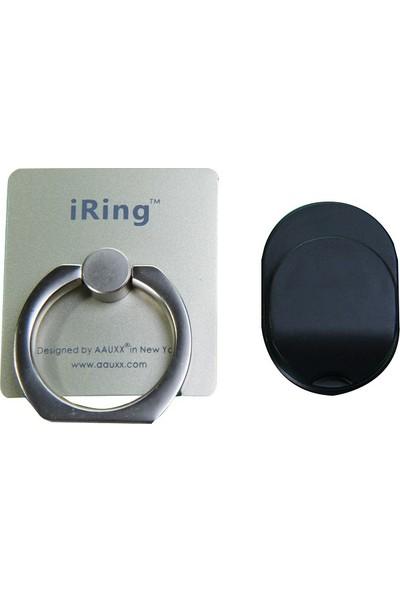 Ligovi iRing Telefon Halkası Tutucu Stand Selfie Yüzüğü