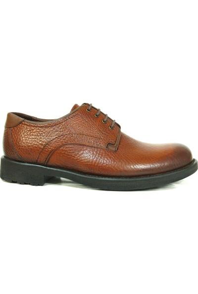 Tozkoparan 572 Kahverengi Bağcıklı Erkek Ayakkabı