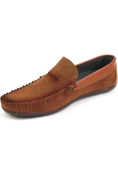 Gnc Taba Süet Erkek Günlük Ayakkabı