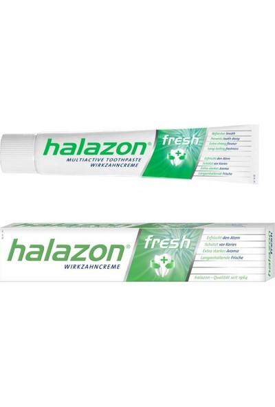 Halazon Fresh Antibakteriyel Diş Macunu 75 Ml