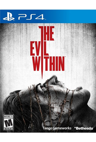The Evil Within PS4 Oyun