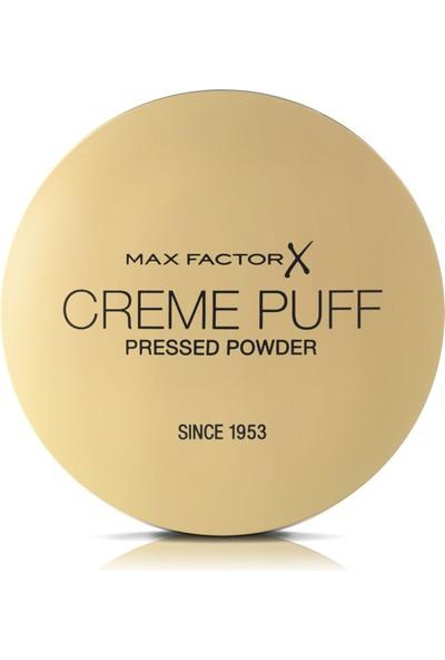 Max Factor Creme Puff Kompakt Pudra 55 Candle Glow