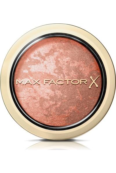 Max Factor Creme Puff Allık 10 Nude Mauve