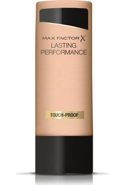 Max Factor Lasting Performance İz Bırakmayan Sıvı Fondöten 105 Soft Beige