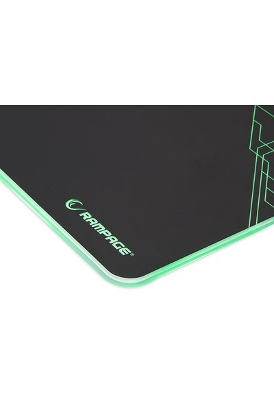 Rampage MP-13 360x260x5mm RGB Mouse Pad