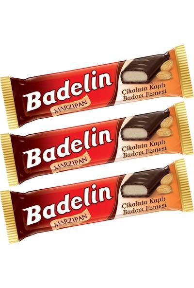 Tafe Çikolata Kaplı Badem Ezmesi 33 gr x 3 Paket