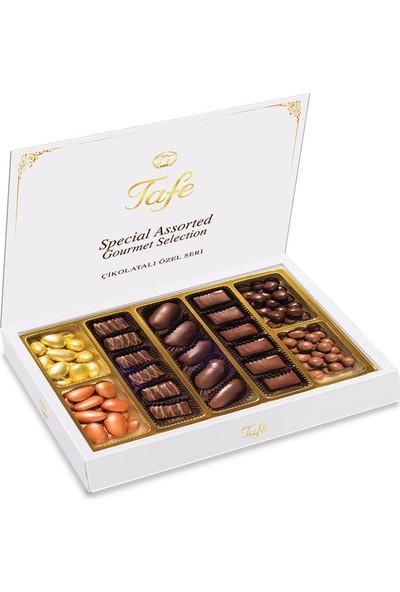 Tafe Çikolata Kaplı Özel Gurme Serisi 420 gr