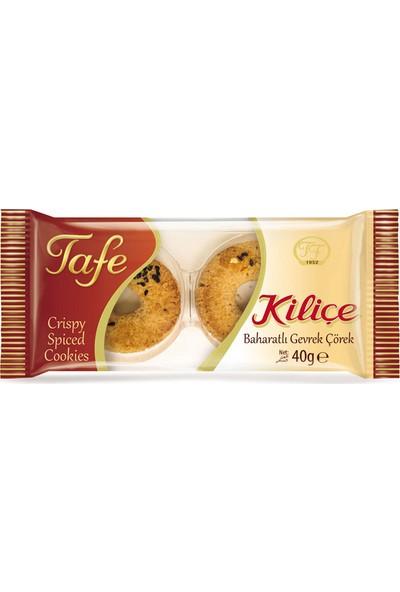 Tafe Kiliçe Baharatlı Mardin Çöreği 40 gr x 2 Paket
