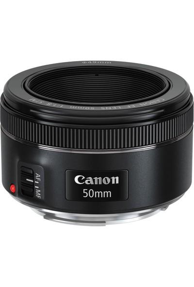 Canon Ef 50Mm F/1.8 Stm Lens / İthalatçı Garantili