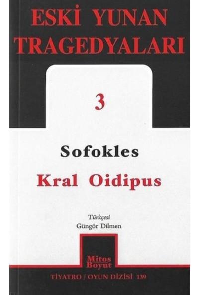 Eski Yunan Tragedyaları 3-Kral Oidipus