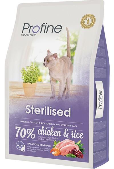 Profine Süper Premium Sterilised Kısırlaştırılmış Kedi Maması 10 Kg