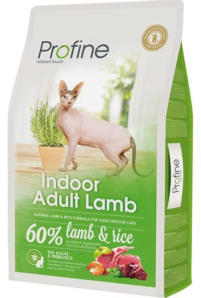 Profine Süper Premium Indoor Kuzu Etli Yetişkin Kedi Maması 10 Kg