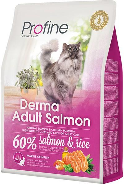 Profine Süper Premium Derma Somonlu Yetişkin Kedi Maması 2 Kg