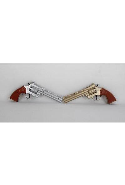 Can Ali Toys Cap Gun Kovboy Tabancası Renkli F4 22 cm