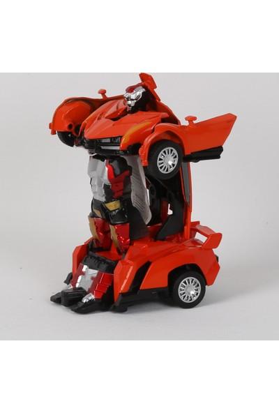 Can Ali Toys Oyuncak Transformers Araba Sy6878A - 6