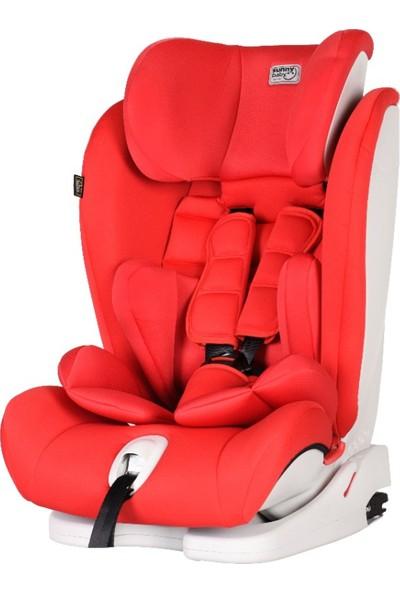 Sunny Baby 445 Amor Isofixli Oto Koltuğu ( 9 - 36 Kg ) Kırmızı