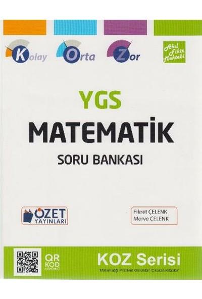 Özet Ygs Matematik Soru Bankası K.O.Z. Serisi