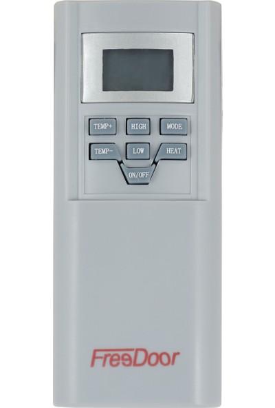 Freedoor Hava Perdesi RM 1218 ısıtıcılı