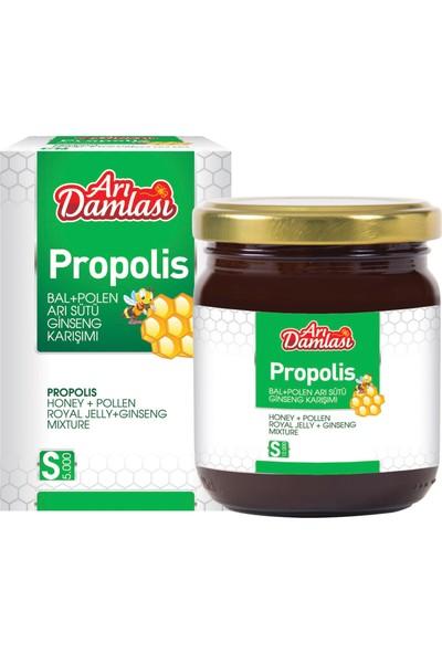 Arı Damlası Propolis'li Bitkisel Karışım