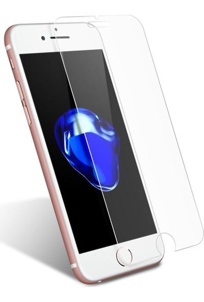 Orange iPhone 7 Plus 2.5D Ultra Şeffaf Cam Ekran Koruma