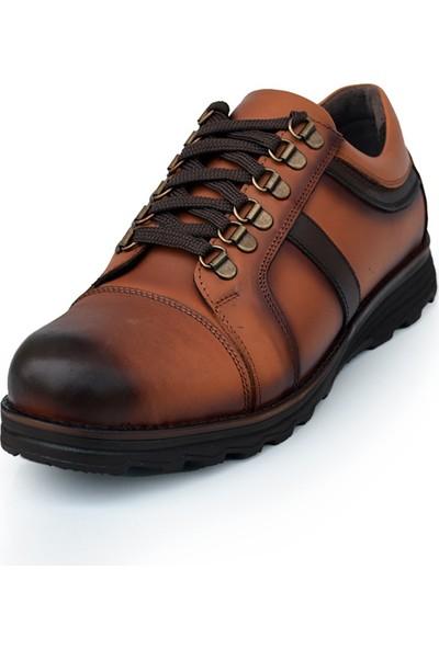 Motor Power Deri Erkek Ayakkabı