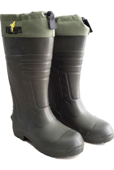Hobi Store Eva Kürklü Çizme