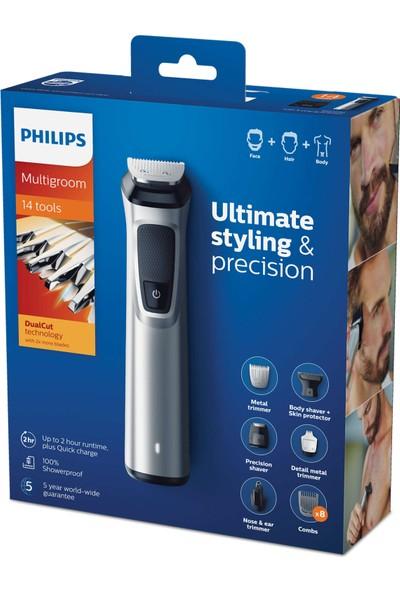 Philips 7000 Serisi MG7720/15 Multigroom 14 in 1 Erkek Bakım Kiti