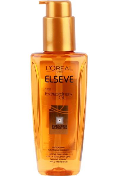 L'Oréal Paris Elseve Mucizevi Onarıcı Bakım Yağı 100 ml