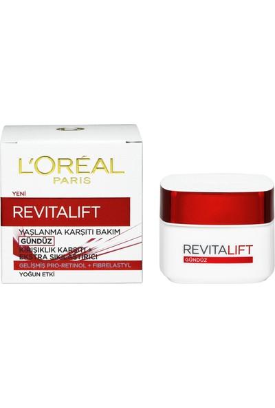 L'Oréal Paris Revitalift Yaşlanma Karşıtı Bakım Gündüz Kremi