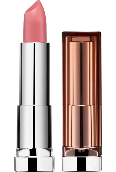 Maybelline New York Color Sensational The Blushed Nudes Ruj - 107 Fairly Bare