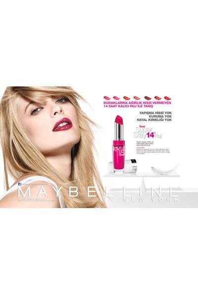 Maybelline New York Superstay 14 Saat Kalıcı Ruj 110 Neverending Pink