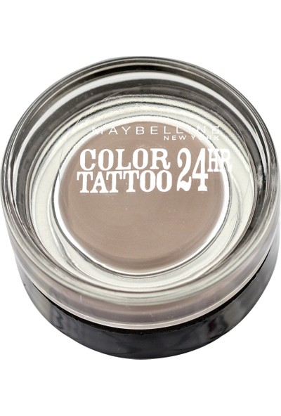 Maybelline New York Color Tattoo 24H Göz Farı 40 Permanent Taupe