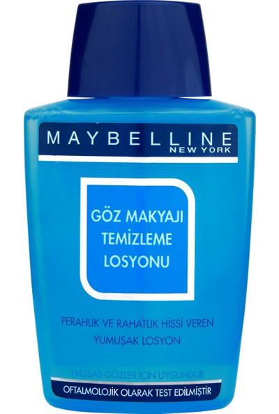 Maybelline New York Göz Makyajı Temizleme Losyonu