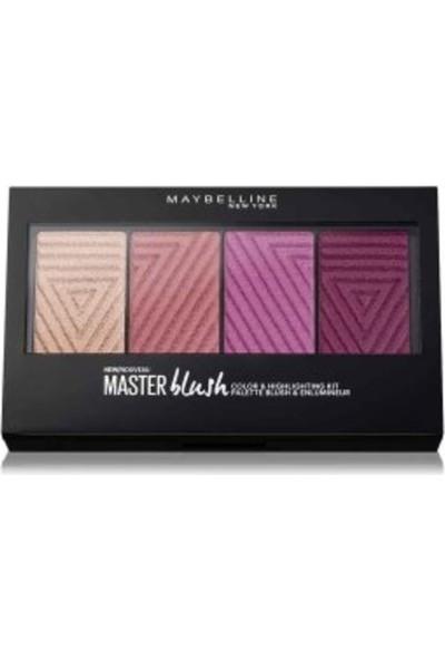 Maybelline New York Master Blush Allık Ve Aydınlatıcı Paleti