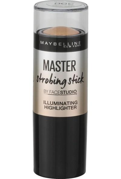 Maybelline New York Master Strobing Aydınlatıcı Stick - 300 Dark Gold