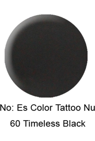 Maybelline New York Color Tattoo 24H Göz Farı 60 Timeless Black