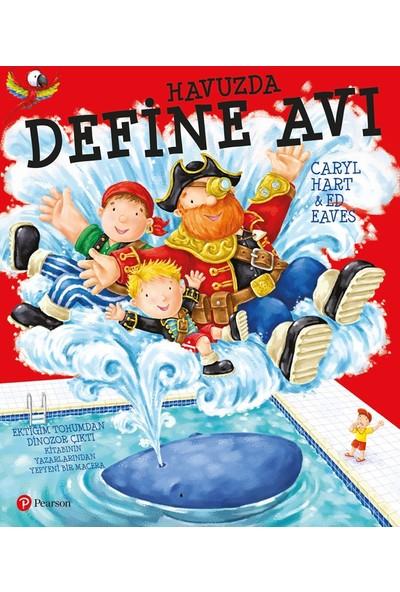 Havuzda Define Avı (3+ Yaş Hikaye Kitabı)