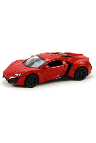 Vardem Oyuncak 32123 Ç Bırak Işıklı Sesli Spor Araba