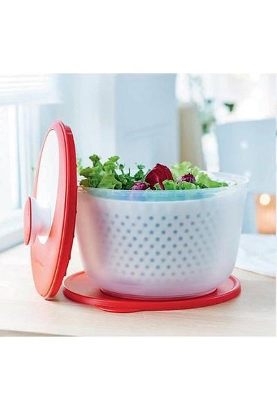 Tupperware Modern Salatacı Kırmızı
