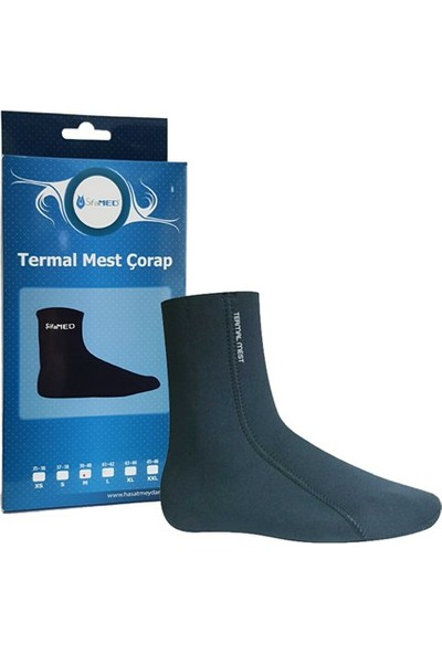 Termal Mest Şifamed Termal Çorap Mest