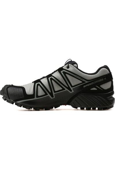 Salomon Gri Erkek Trekking Ayakkabısı L39843400